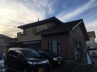 常陸太田市 U様邸 屋根・外壁塗装(着工前)