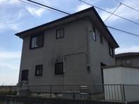 城里町 T様邸 屋根・外壁塗装(着工前)