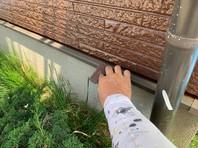 神栖市 K様邸 水切り塗装(ケレン・下塗り・中塗り・上塗り)