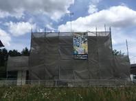 石岡市 O様邸 外壁塗装(架設足場組立)