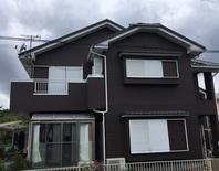 常陸太田市 N様邸 外壁塗装(完成)