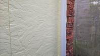 高萩市 T様邸 樋塗装(ケレン・下塗り・中塗り・上塗り)