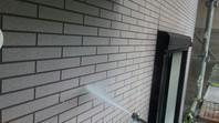 宇都宮市 M様邸 外壁塗装(高圧洗浄)