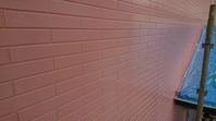 宇都宮市 M様邸 外壁塗装(下塗り・中塗り・上塗り)