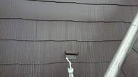 つくば市 S様邸 屋根塗装(上塗り)