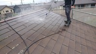 神栖市 K様邸 屋根・外壁塗装(高圧洗浄)