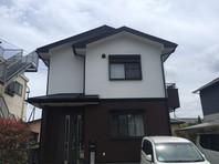 神栖市 K様邸 屋根・外壁塗装(完了)