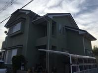 常陸太田市 N様邸 外壁塗装(着工前)
