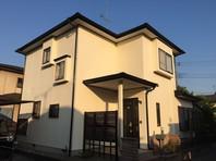 城里町 M様邸 屋根・外壁塗装(完成)