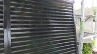 ひたちなか市 Y様邸 雨戸塗装(ケレン・下塗り・中塗り・上塗り)