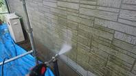 東海村 Y様邸 外壁塗装(高圧洗浄)