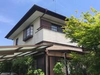 那珂市 K様邸 屋根・外壁塗装(着工前)