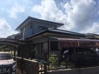 水戸市 H様邸 外壁塗装(完成)