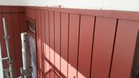 日立市 K様邸 外壁塗装(下塗り)
