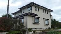 益子町 K様邸 屋根・外壁塗装(完成)