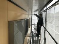 ひたちなか市 S様邸 外壁塗装(高圧洗浄)