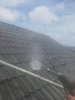東海村 I様邸 屋根・外壁塗装(高圧洗浄)