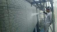 東海村 M様邸 外壁塗装(高圧洗浄)