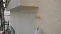 宇都宮市 O様邸 外壁塗装(中塗り・上塗り)
