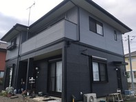 ひたちなか市 S様邸 屋根・外壁塗装(完成)
