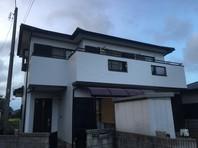 那珂市 O様邸 屋根・外壁塗装(完成)