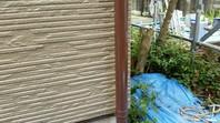 那珂市 K様邸 樋塗装(ケレン・下塗り・中塗り・上塗り)