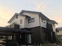 東海村 I様邸 屋根・外壁塗装(完成)