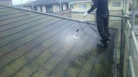 ひたちなか市 S様邸 屋根・外壁塗装(高圧洗浄)