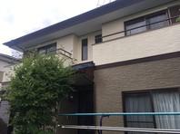 那珂市 K様邸 屋根・外壁塗装(完成)