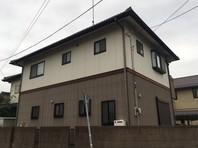 東海村 H様邸 外壁塗装(着工前)