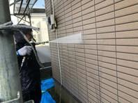 東海村 H様邸 外壁塗装(高圧洗浄)