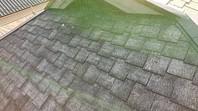 益子町 M様邸 屋根塗装(下塗り)