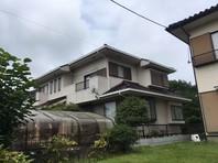 笠間市 Y様邸 外壁塗装(着工前)
