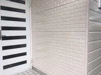 常陸太田市 U様邸 外壁塗装(中塗り・上塗り)