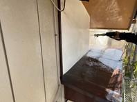 城里町 A様邸 外壁塗装(高圧洗浄)