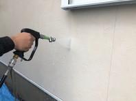 那珂市 S様邸 外壁塗装(高圧洗浄)