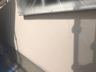 那珂市 S様邸 外壁塗装(上塗り)