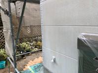 上三川町 S様邸 外壁塗装(下塗り)