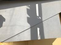 上三川町 S様邸 破風塗装(ケレン・下塗り・中塗り・上塗り)