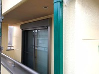 上三川町 S様邸 樋塗装(ケレン・下塗り・中塗り・上塗り)