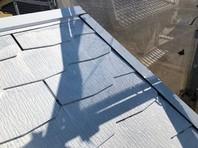 上三川町 S様邸 屋根塗装(下塗り)