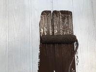 日立市 S様邸 外壁塗装(中塗り・上塗り)