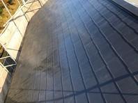 ひたちなか市 H様邸 屋根塗装(下塗り)