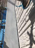 つくば市 T様邸 シャッターBOX塗装(ケレン・下塗り・中塗り・上塗り)