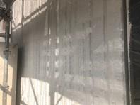 つくば市 T様邸 外壁塗装(中塗り・上塗り)