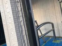 つくば市 T様邸 樋塗装(ケレン・下塗り・中塗り・上塗り)