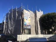 ひたちなか市 J様邸 外壁塗装・屋根カバー工法(架設足場組立)