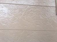 上三川町 O様邸 外壁塗装(中塗り・上塗り)