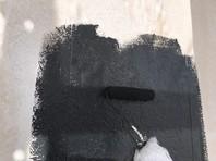 石岡市 I様邸 外壁塗装(中塗り・上塗り)