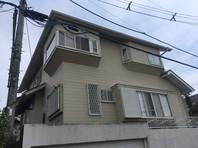 ひたちなか市 M様邸 屋根・外壁塗装(着工前)